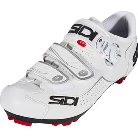 Sidi Trace Shoes Herre white/white
